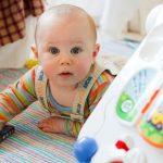 Fabulosos juguetes para estimular el habla de un bebé