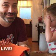 Jimmy Kimmel y una cámara escondida que viene sacando de quicio a los niños