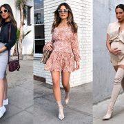 Consejos de estilos de moda para embarazadas
