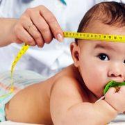 Los bebés 'cabezones' suele ser más inteligentes