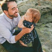 Cómo cambian las hijas la vida de su padre