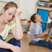 ¿Por qué las madres tenemos el trabajo más cansado de todos?