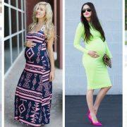 Los 10 mejores outfits de verano para embarazadas