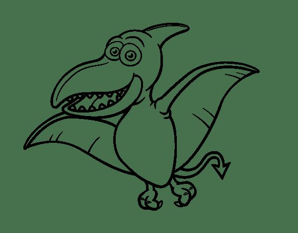 Dibujos De Dinosario En Hd Para Colorear