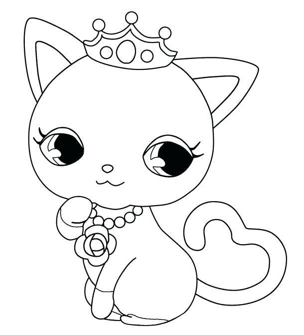 Dibujos De Gato Para Colorear