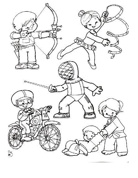 Dibujos Para Colorear Niños De 10 A 12 Años