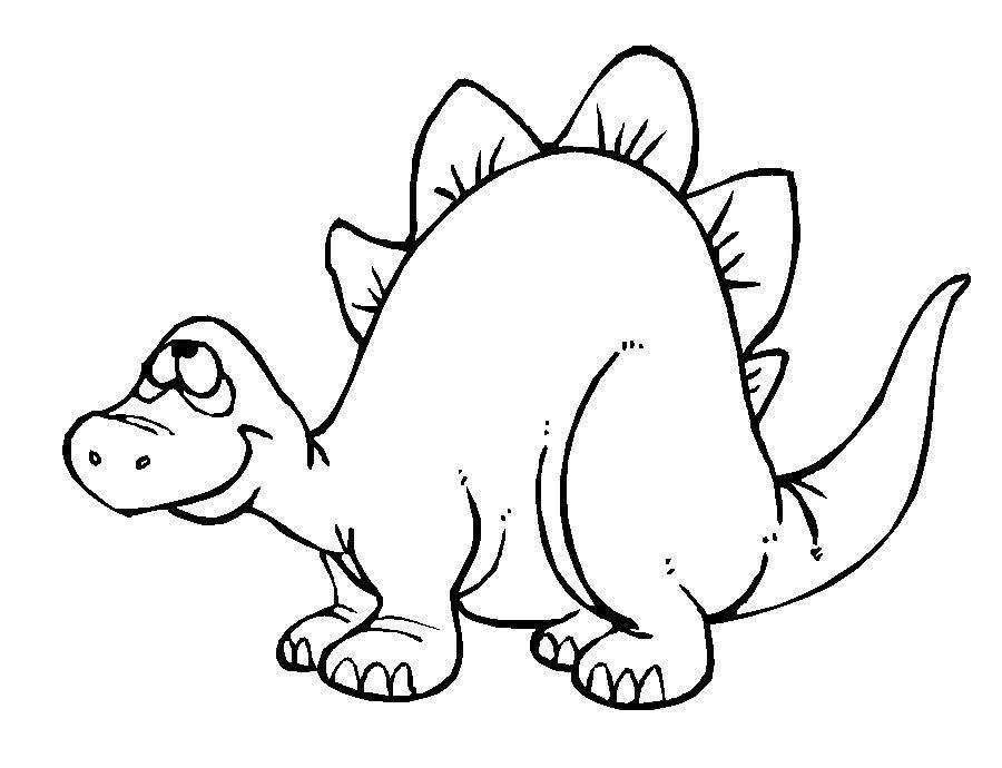 Dinosarios Para Colorear Gratis