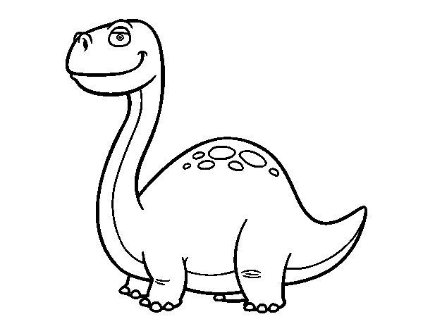 Dinosarios Para Pintar Online