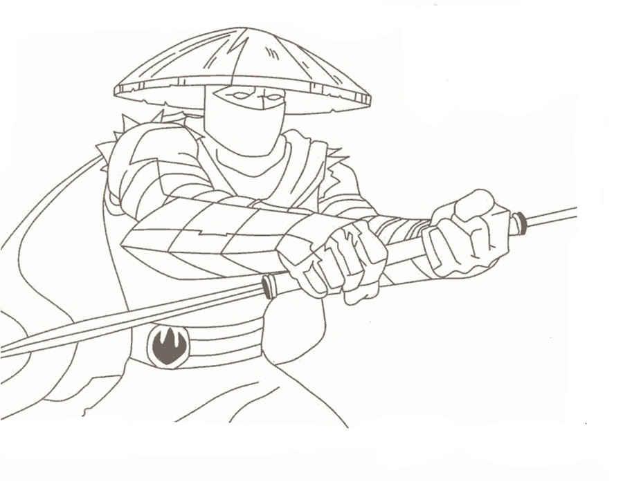 Imagenes De Las Tortugas Ninjas Para Colorear E Imprimir
