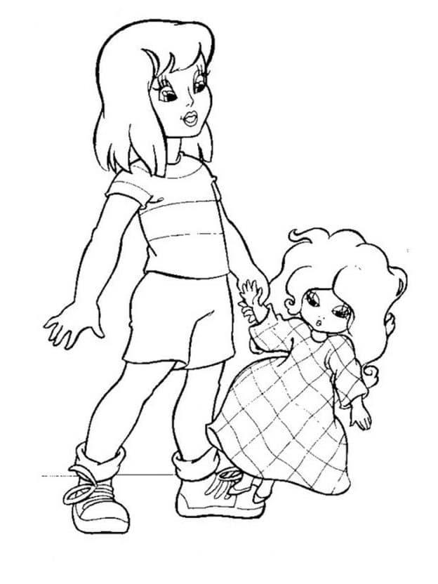 Muñecas De Papel Para Vestir De Princesas